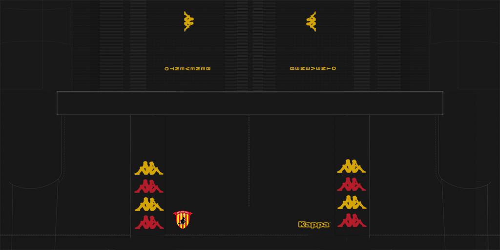 Benevento Away Shorts Kits 8211 Benevento 8211 19 20