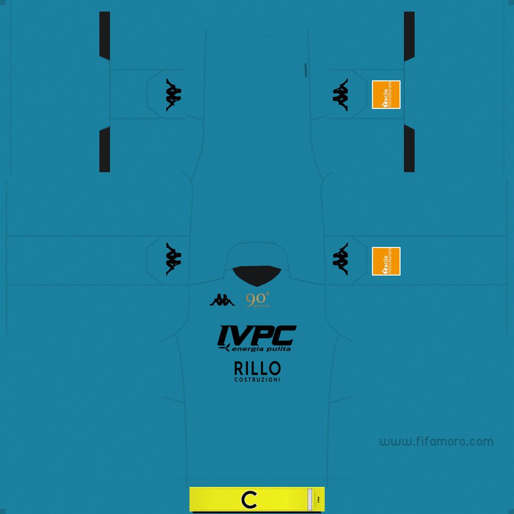 Benevento Third Kits Kits 8211 Benevento 8211 19 20