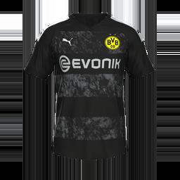 Borussia Dortmund Away MiniKits Kits 8211 Borussia Dortmund 8211 19 20
