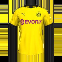 Borussia Dortmund Home MiniKits Kits 8211 Borussia Dortmund 8211 19 20