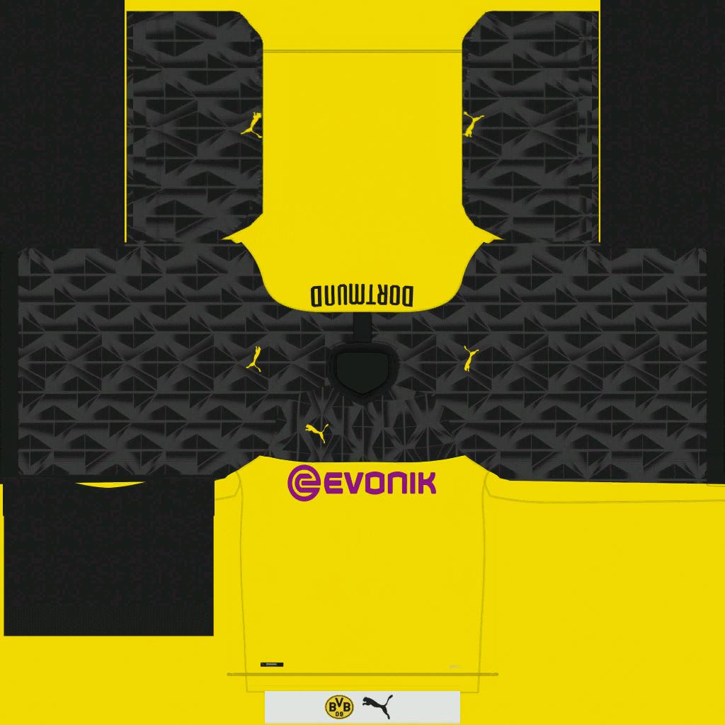 Borussia Dortmund Third Kits Kits 8211 Borussia Dortmund 8211 19 20