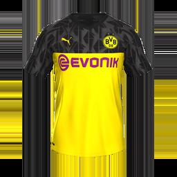 Borussia Dortmund Third MiniKits Kits 8211 Borussia Dortmund 8211 19 20