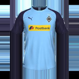 Borussia M Nchengladbach Away MiniKits Kits 8211 Borussia M Nchengladbach 8211 19 20
