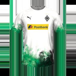 Borussia M Nchengladbach Home MiniKits Kits 8211 Borussia M Nchengladbach 8211 19 20