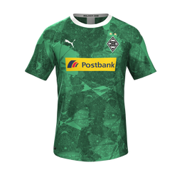 Borussia M Nchengladbach Third MiniKits Kits 8211 Borussia M Nchengladbach 8211 19 20