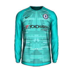 Chelsea GK Away MiniKit Kits 8211 Chelsea 8211 19 20 RX3 GK Kits Added