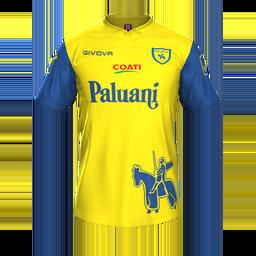 Chievo Verona Home MiniKits Kits 8211 Chievo Verona 8211 19 20