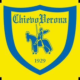 Chievo Verona Logo Kits 8211 Chievo Verona 8211 19 20