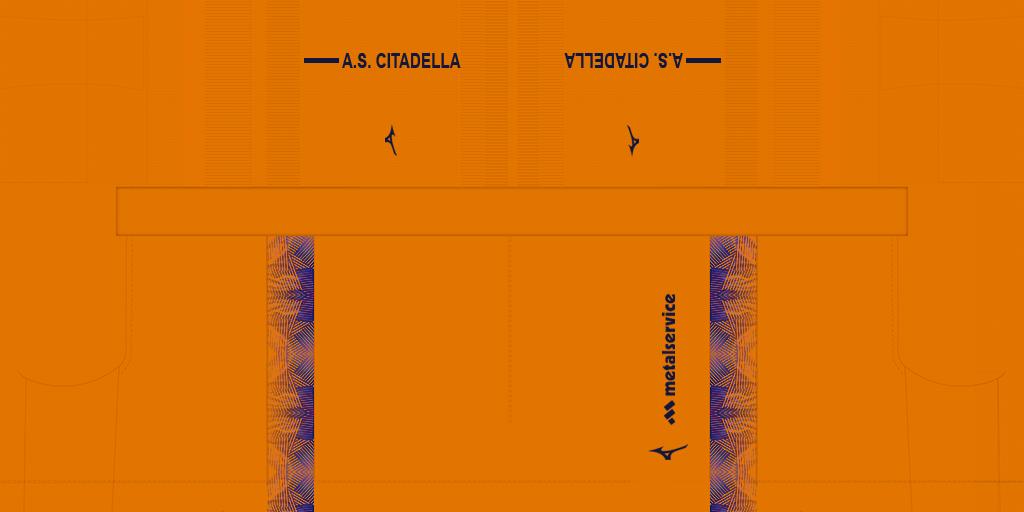 Citadella GK Shorts Kits 8211 Cittadella 8211 19 20