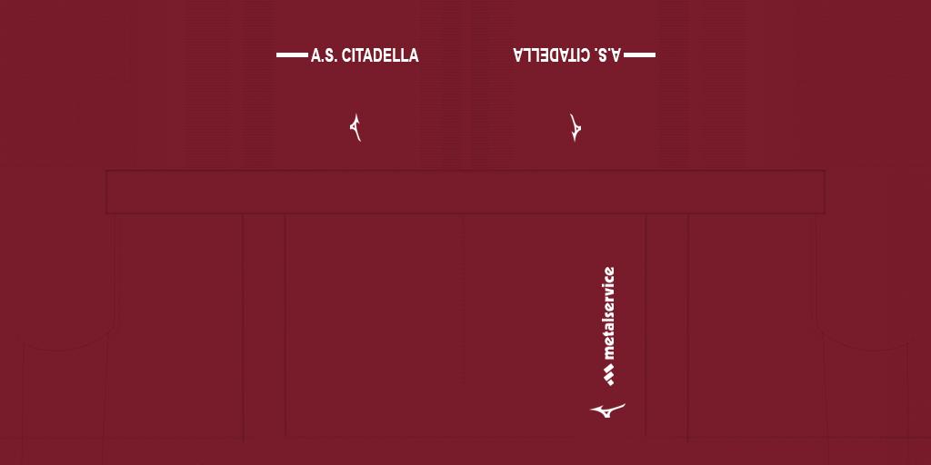 Citadella Home Shorts LAST Kits 8211 Cittadella 8211 19 20