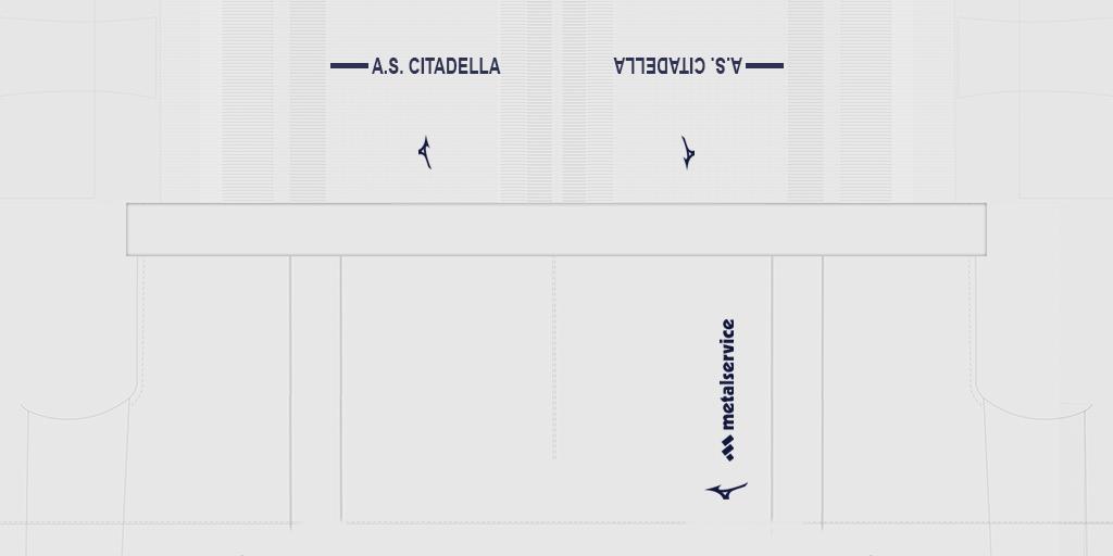 Citadella Third Shorts Kits 8211 Cittadella 8211 19 20