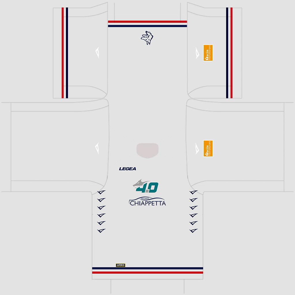 Cosenza Away Kits Kits 8211 Cosenza 8211 19 20