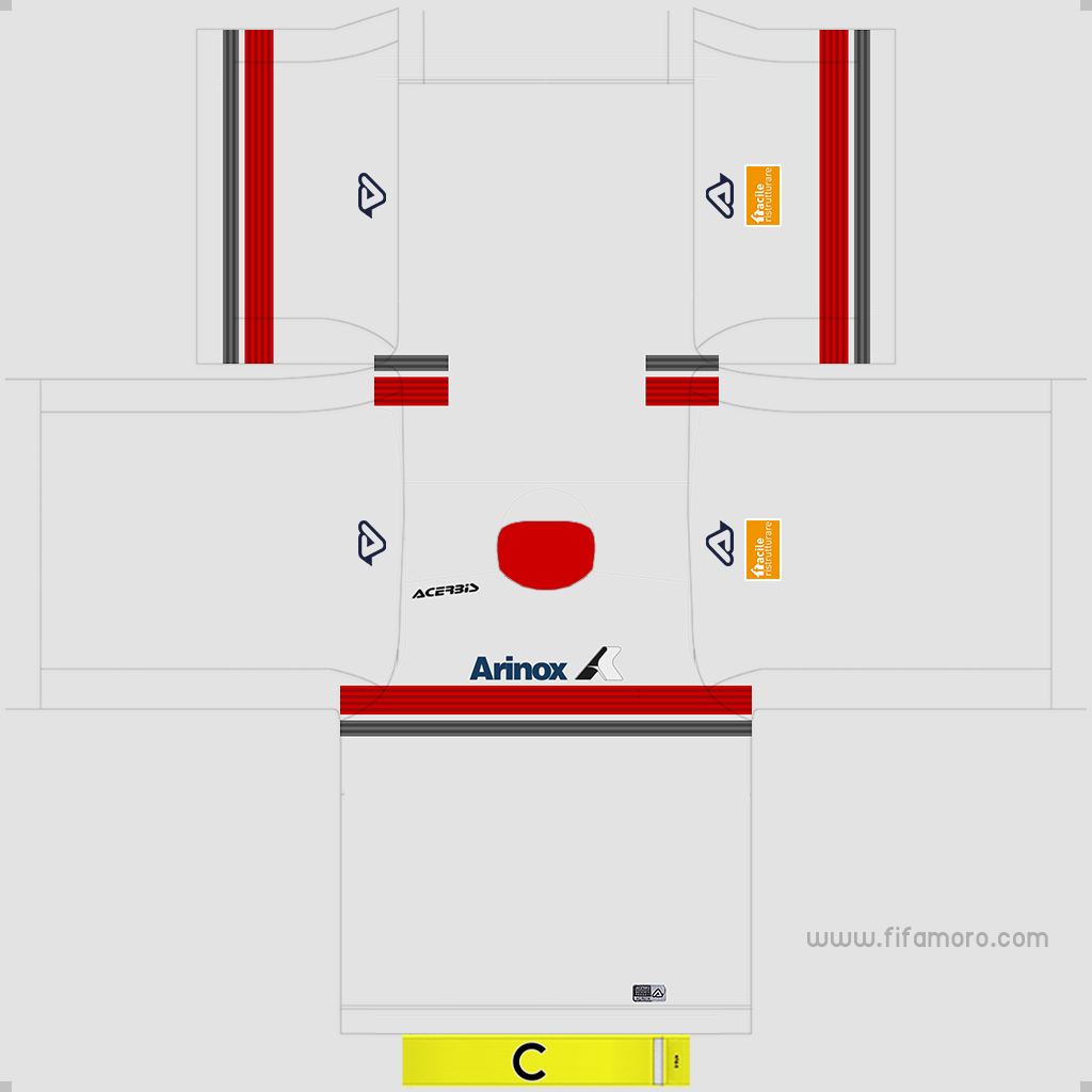 Cremonese Away Kits Kits 8211 Cremonese 8211 19 20