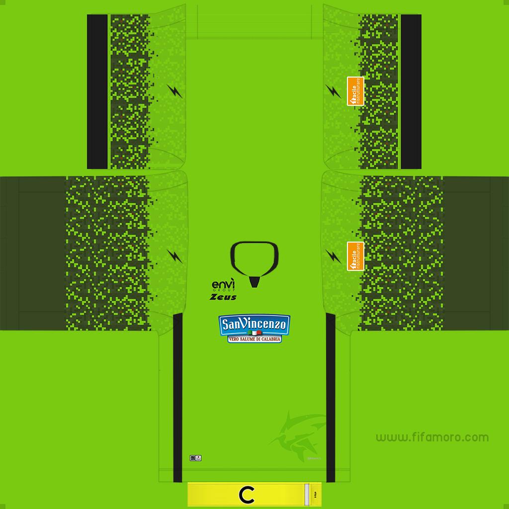 Crotone GK Kits Kits 8211 Crotone 8211 19 20
