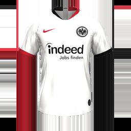 Eintracht Frankfurt Away MiniKits Kits 8211 Eintracht Frankfurt 8211 19 20