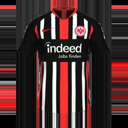 Eintracht Frankfurt Home MiniKits Kits 8211 Eintracht Frankfurt 8211 19 20