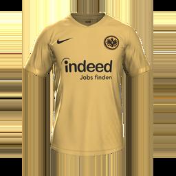 Eintracht Frankfurt Third MiniKits Kits 8211 Eintracht Frankfurt 8211 19 20