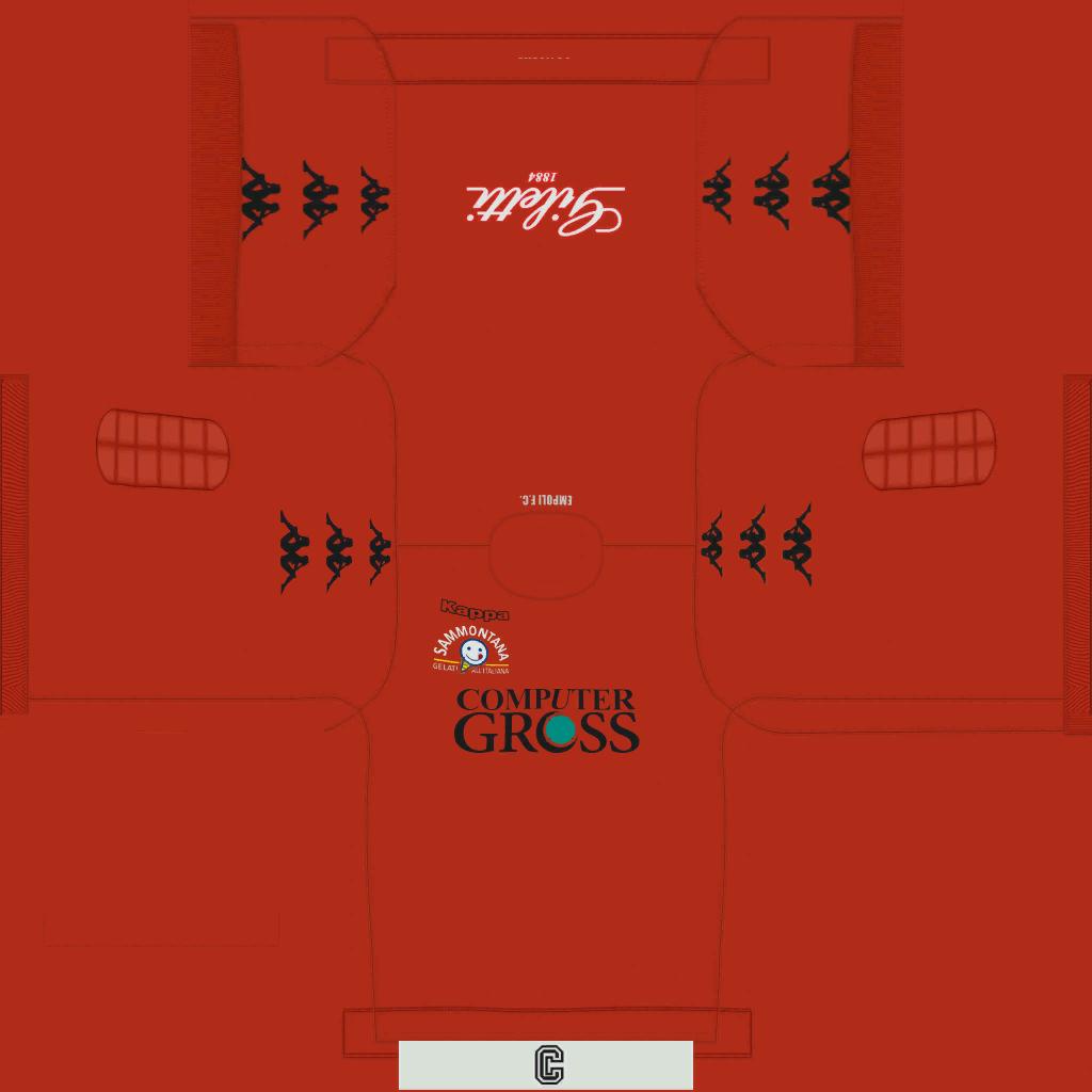 Empoli GK Kits Kits 8211 Empoli 8211 19 20