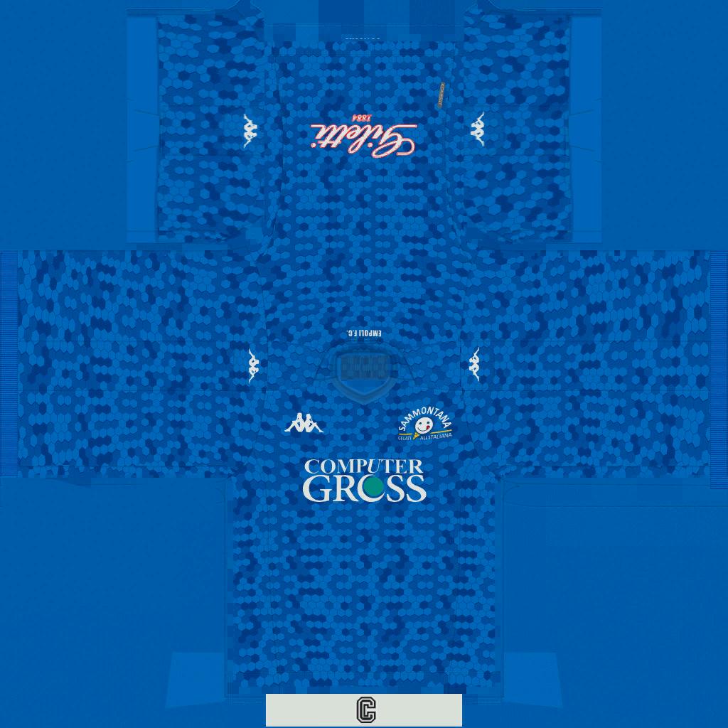 Empoli Home Kits Kits 8211 Empoli 8211 19 20
