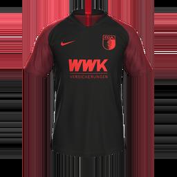 FC Augsburg Away MiniKits Kits 8211 FC Augsburg 8211 19 20
