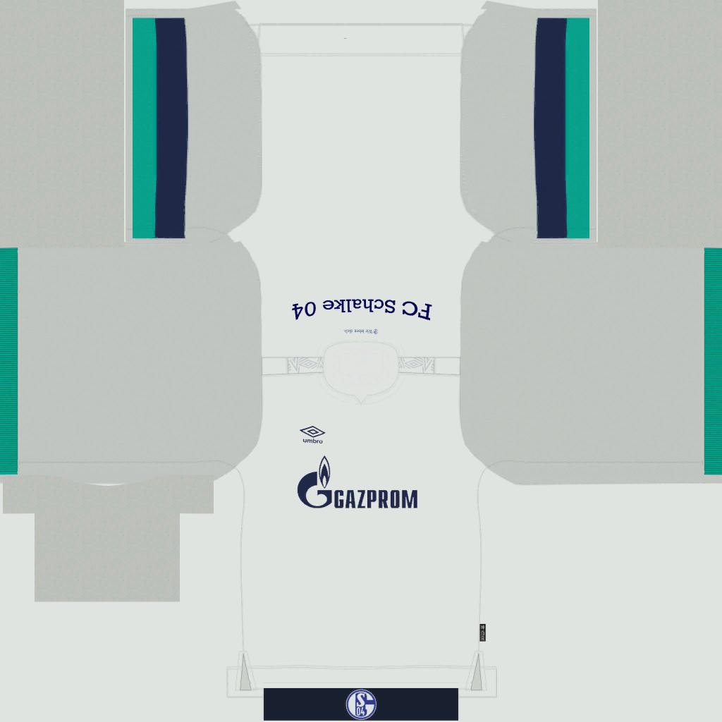 FC Schalke 04 Away Kits Kits 8211 FC Schalke 04 8211 19 20