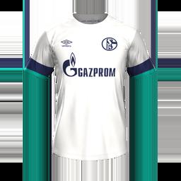 FC Schalke 04 Away MiniKits Kits 8211 FC Schalke 04 8211 19 20