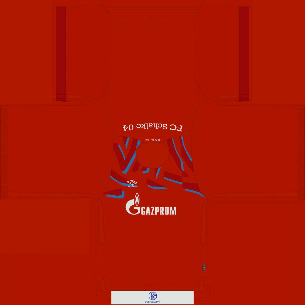 FC Schalke 04 GK Kits Kits 8211 FC Schalke 04 8211 19 20