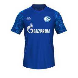 FC Schalke 04 Home MiniKits Kits 8211 FC Schalke 04 8211 19 20