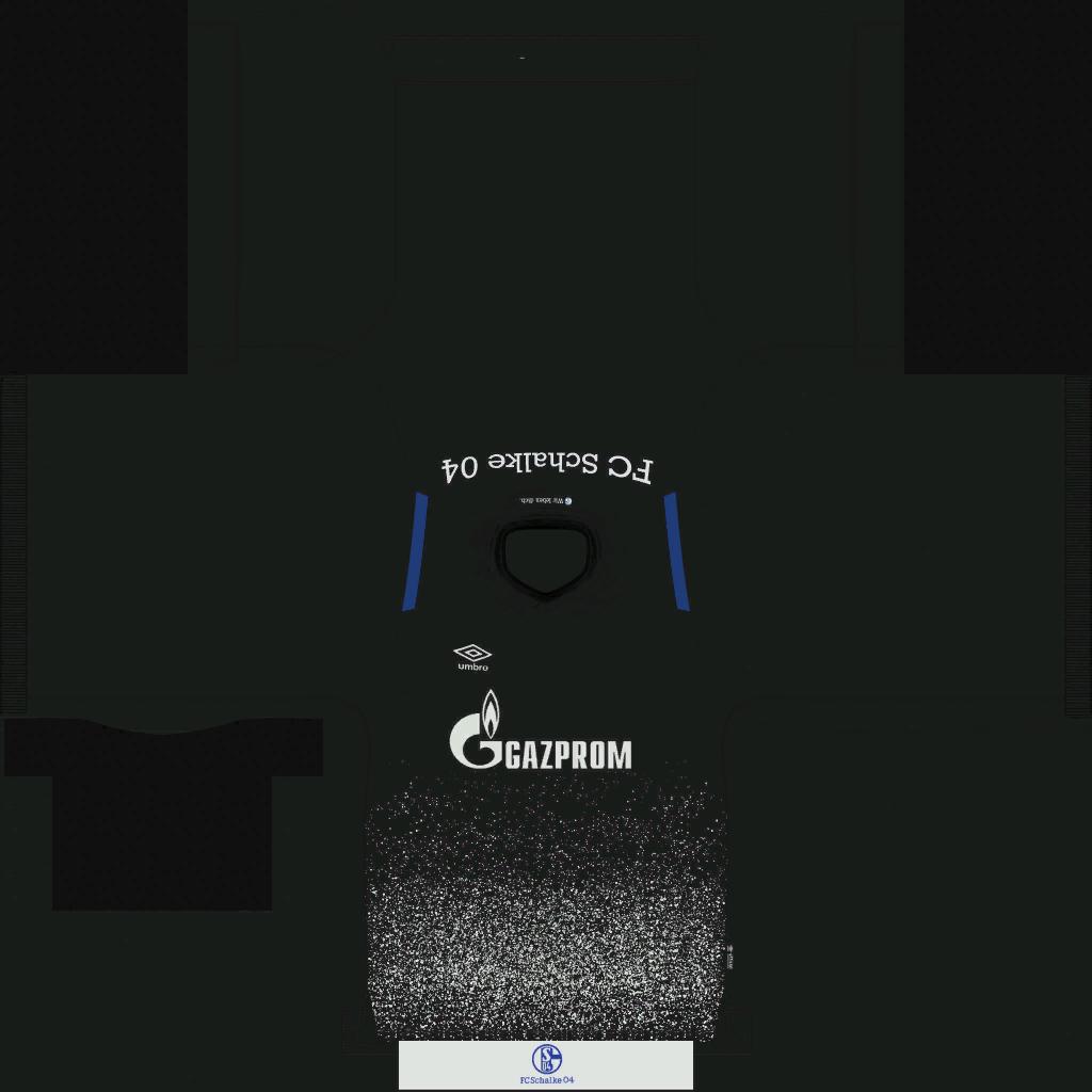 FC Schalke 04 Third Kits Kits 8211 FC Schalke 04 8211 19 20