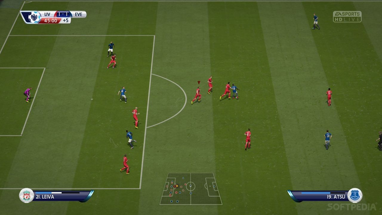 FIFA 15 In-Game