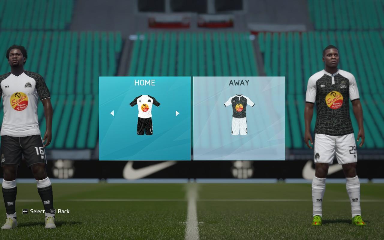 FIFA 16 24 Oct 19 20 06 02 Kits 8211 TP Mazembe 8211 19 20