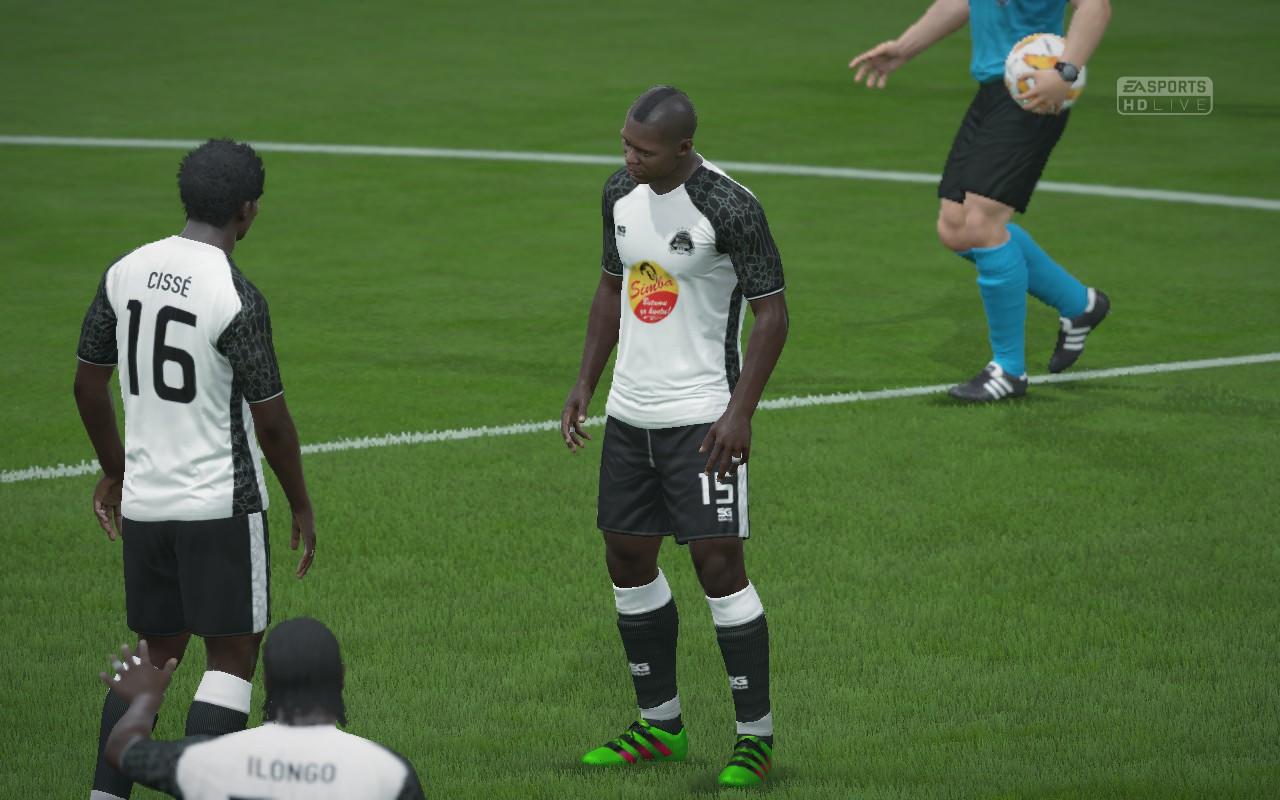 FIFA 16 24 Oct 19 20 09 34 Kits 8211 TP Mazembe 8211 19 20