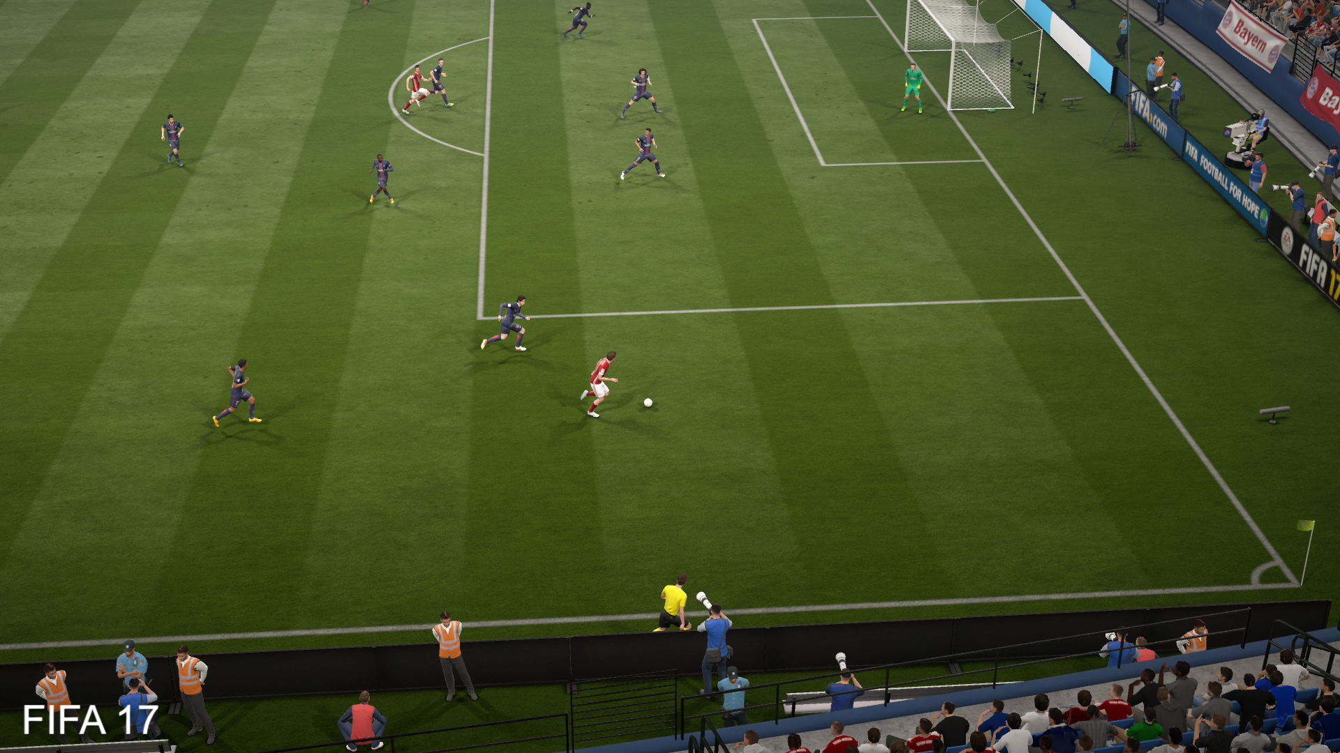 FIFA 17 In-Game