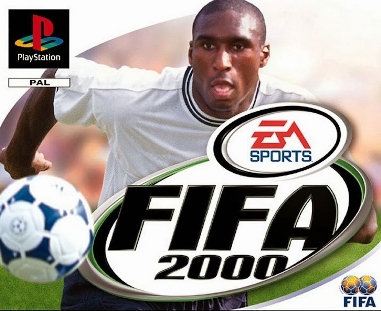 FIFA 2000 Cover FIFA Games Evolution From 94 2020