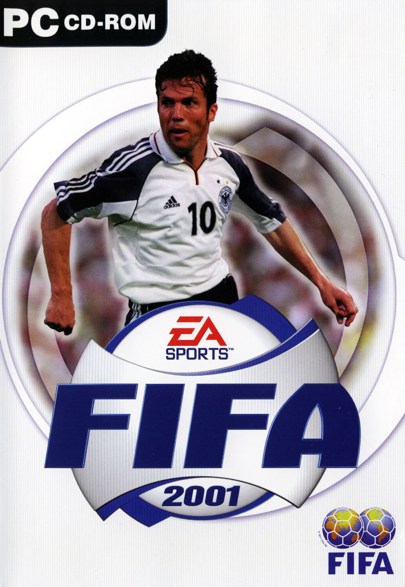 FIFA 2001 Cover FIFA Games Evolution From 94 2020
