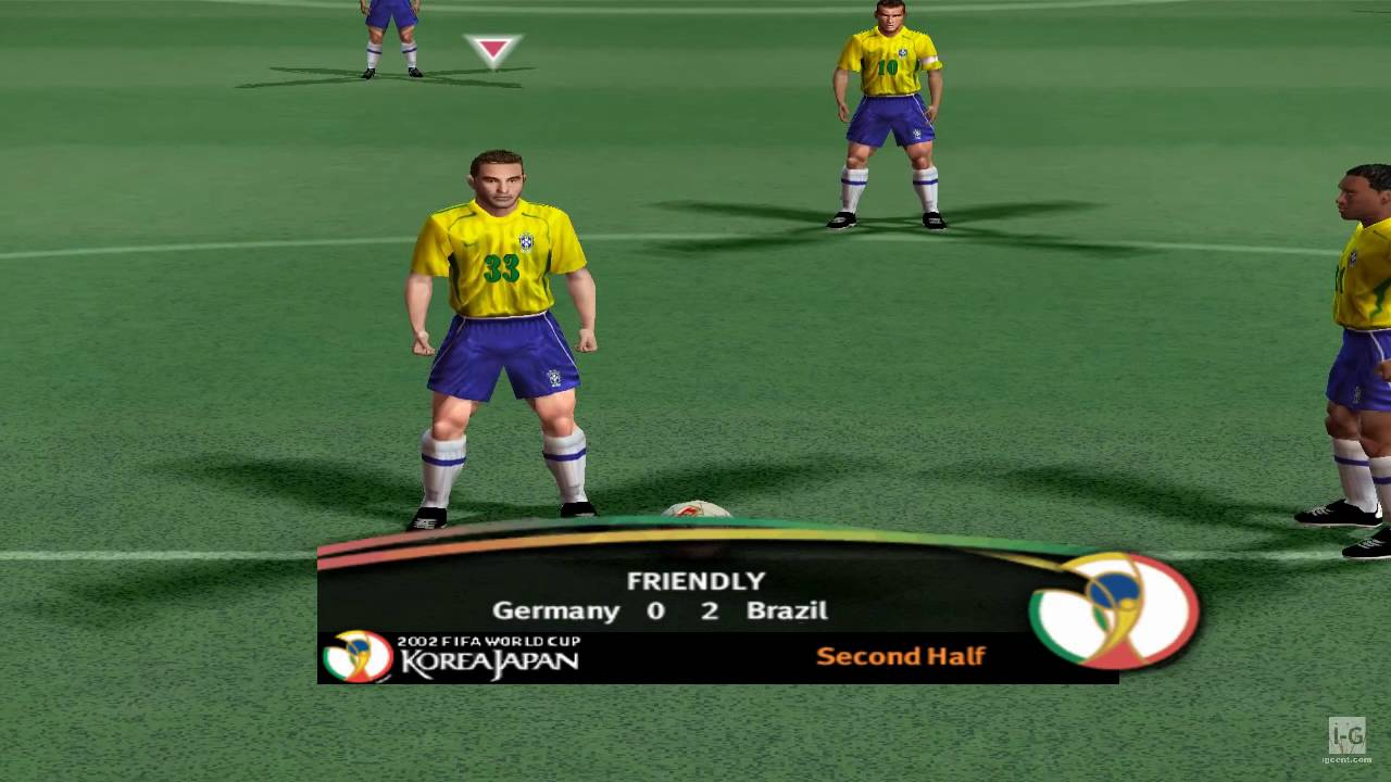 FIFA 2002 FIFA Games Evolution From 94 2020
