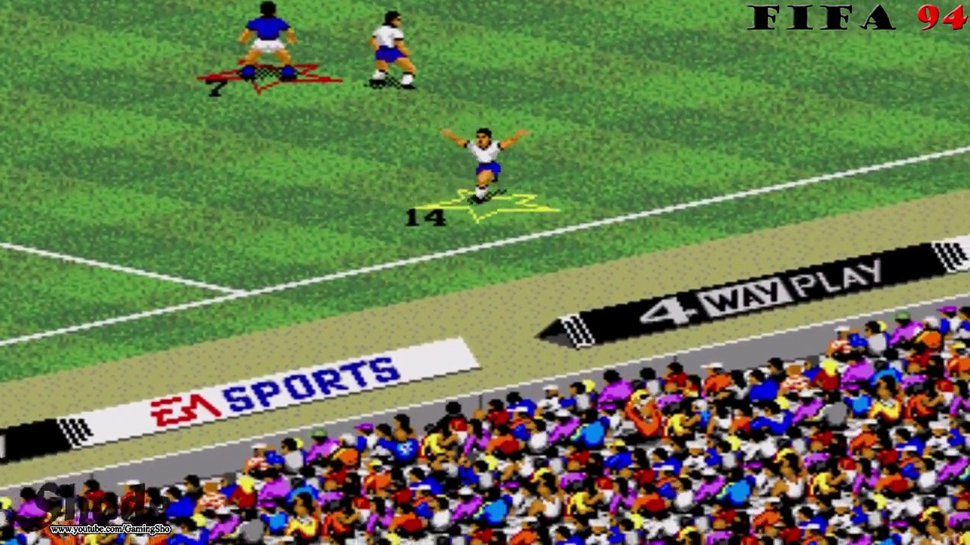 FIFA 94 2 FIFA Games Evolution From 94 2020