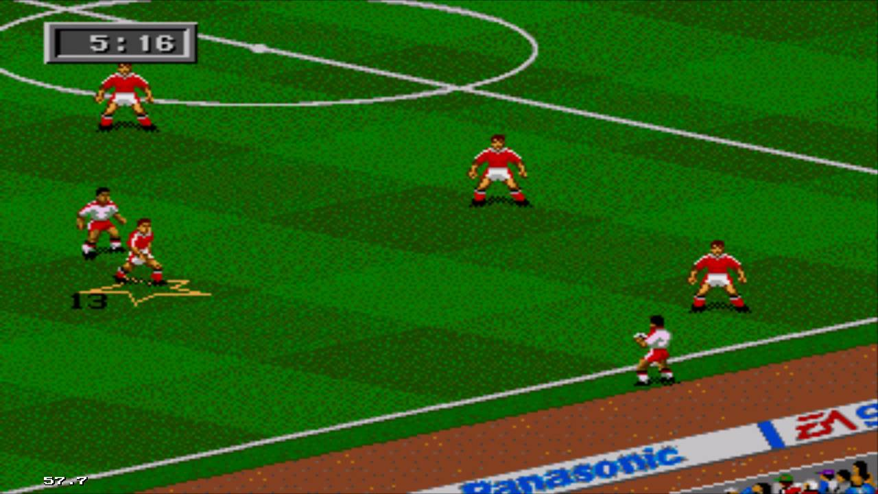 FIFA 95 FIFA Games Evolution From 94 2020