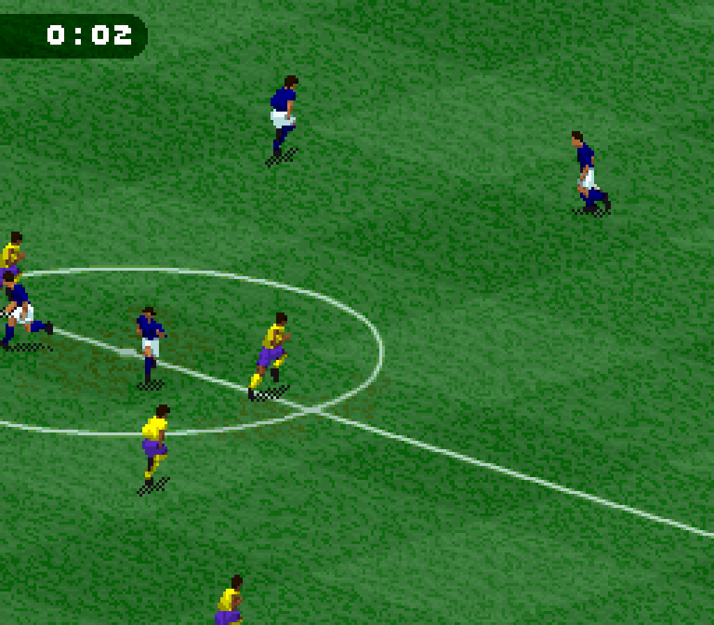 FIFA 96 FIFA Games Evolution From 94 2020