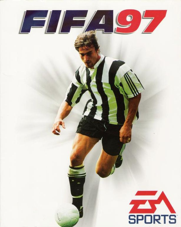 FIFA 97 Cover FIFA Games Evolution From 94 2020