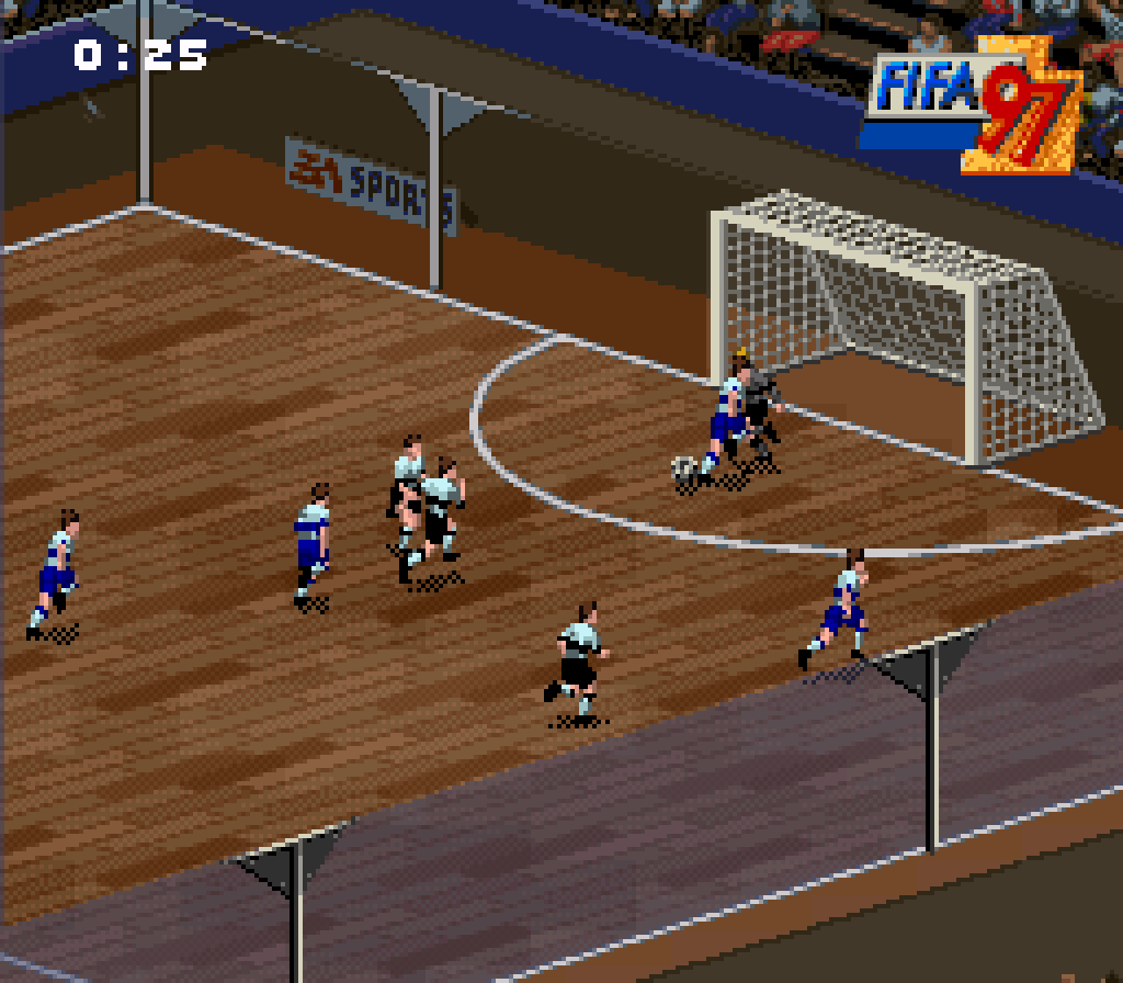FIFA 97 FIFA Games Evolution From 94 2020