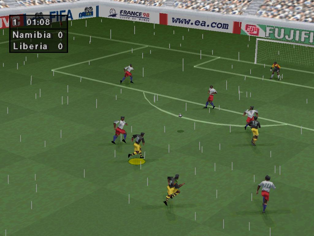 FIFA 98 FIFA Games Evolution From 94 2020