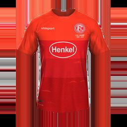 Fortuna D Sseldorf Away MiniKits Kits 8211 Fortuna D Sseldorf 8211 19 20