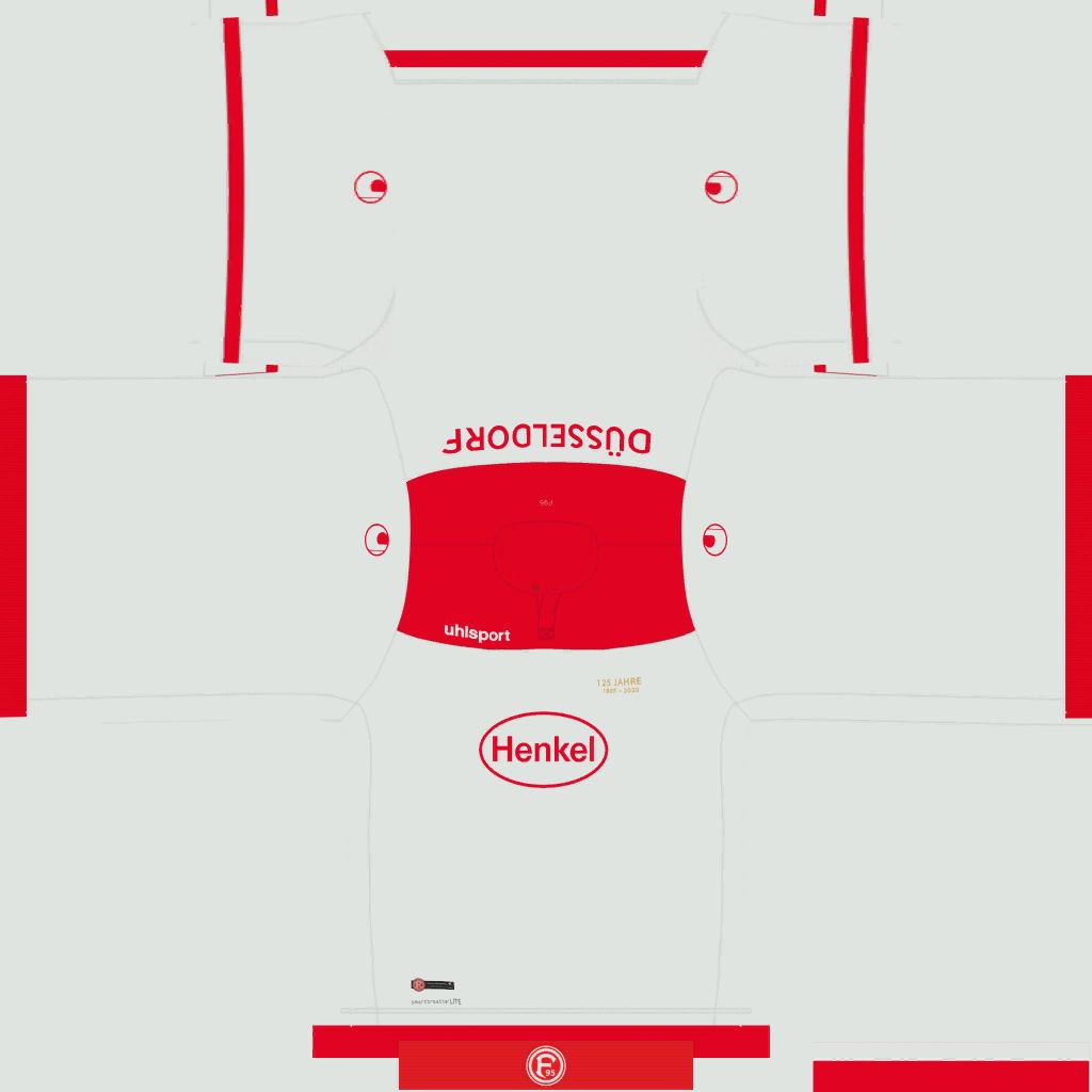 Fortuna D Sseldorf Home Kits Kits 8211 Fortuna D Sseldorf 8211 19 20