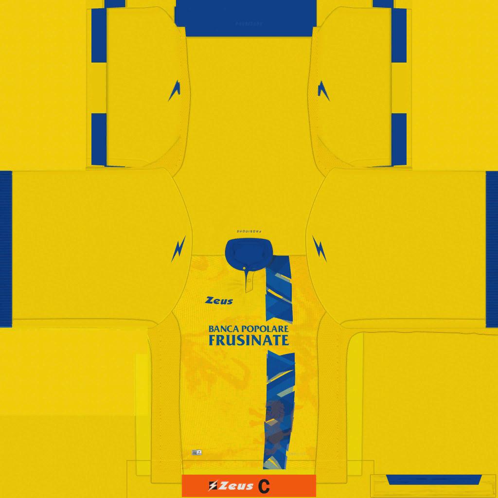 Frosinone Home Kits Kits 8211 Frosinone 8211 19 20