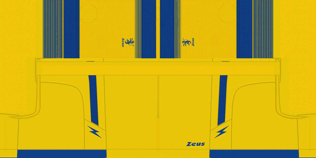 Frosinone Home Shorts Kits 8211 Frosinone 8211 19 20