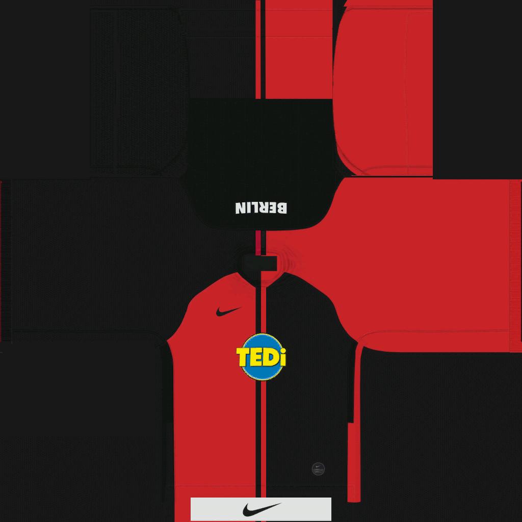 Hertha BSC Away Kits Kits 8211 Hertha BSC Berlin 8211 19 20