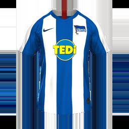 Hertha BSC Home MiniKits Kits 8211 Hertha BSC Berlin 8211 19 20