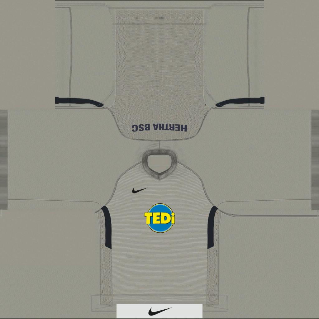 Hertha BSC Third Kits Kits 8211 Hertha BSC Berlin 8211 19 20