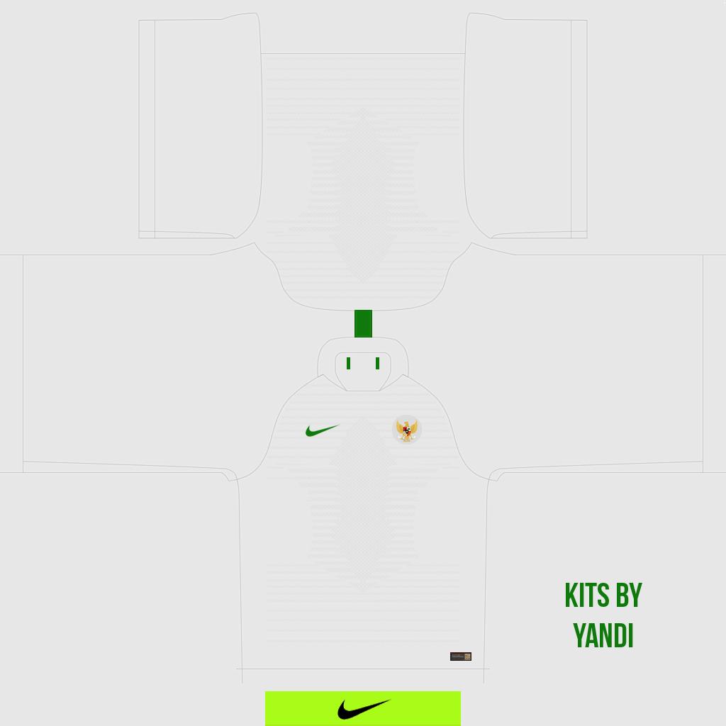 Indonesia Away Shirt Kits 8211 Indonesia National Team 8211 18 20